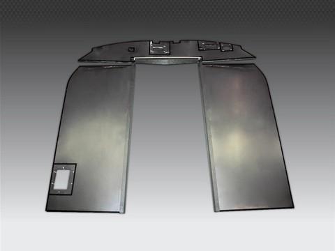 Hochtemperatur-Isolierung-Feuer-Schutzschild-warmeschutz-Brandschutz-fur-Militarfahrzeugefuel-tanks