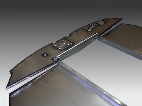 Hochtemperatur-Isolierung-Feuer-Schutzschild-warmeschutz-Brandschutz-fur-Militarfahrzeugefuel