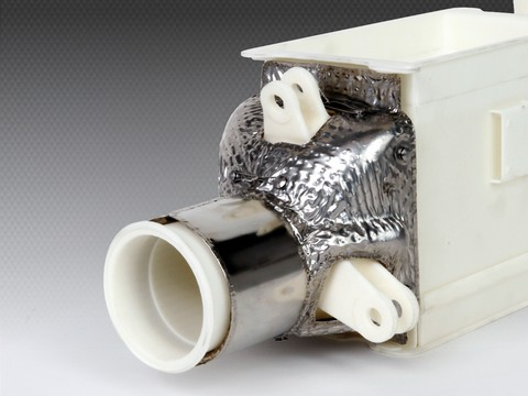 Hochtemperatur-Isolierung-Hubschraubertriebwerke-turbine-AbgasverrohrungMotor-Umwelt-geraten