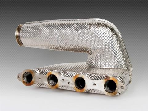Hochtemperatur-Isolierung-Integratal-Thermische-Isolierung-Thermische-Isolierung-Motor-Umwelt-Verteiler-Turbolader-isolierrohr-isolierung