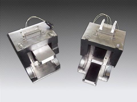 Hochtemperatur-Isolierung-Isolier-und-Heizschalen-Spezial-Maschinen-Warmebehandlung-Zonenheizung-pharmazeutische-Industrie