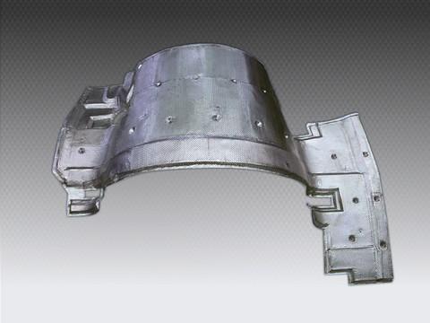 Hochtemperatur-Isolierung-Thermische-Isolierung-akustik-akustischen-Thermische-Isolierung-Isoliermatratzen-Hubschraubertriebwerke